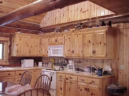 Cabin Kitchens Log Cabin Kitchens Ginkofinancial