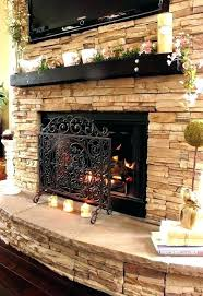 large stone fireplace stacked stone outdoor fireplace stacked stone indoor fireplace designs you dry stack stone