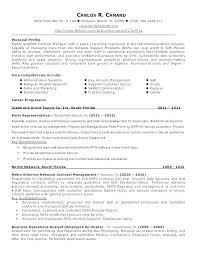 Resume Headline Examples For Sales
