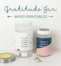 Gratitude Jar Printables Tinyme Blog