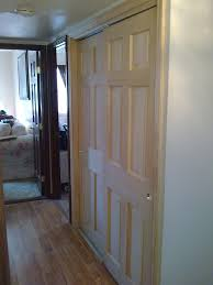 six panel sliding closet doors door designs