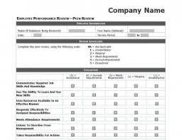 Microsoft Performance Reviews Performance Review Checklist Performance Review Template