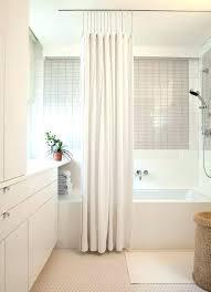 shower curtain for freestanding tub shower curtain for freestanding tub rail bath rods short bathroom contemporary shower curtain for freestanding