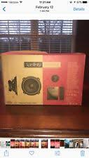 infinity 5002i. 1 pair of new-unused infinity reference 5.25\ 5002i