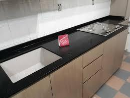 Iquartz Kitchen Top Reviews Marble Quartz Hachi Flush Mount Sink