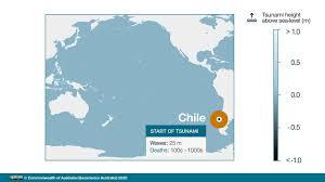***no tsunami currently affecting australia***. Geoscience Australia Chilean Earthquake Tsunami Facebook
