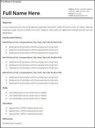 Microsoft Office Free Resume Templates Custom Office Resume Templates Learnhowtoloseweightnet
