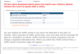 Red Light Traffic Ticket What Are My Options Bayarea