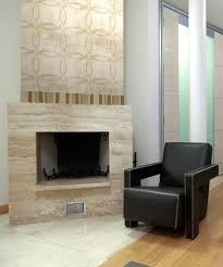 Comfortable Image Then Ideas Surprising Fireplace Decoration Then Fireplace  Mantle In Brown Tile in Fireplace Tile