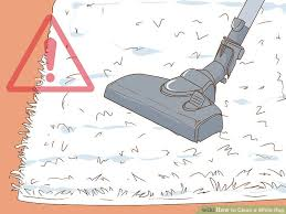 image titled clean a white rug step 13