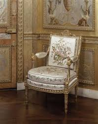 marie antoinette furniture. Marie Antoinette Arm Chair By George Jacob In Her Boudoir Fontainebleau The Of Chairs Have Carved Sphinx At Top Also Note Painted Winged Intended Furniture