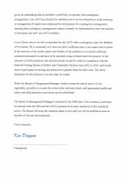 st declans college management meeting tonight thursday 3 2016 the following letter has been issued regarding arrangemnets for school opening next week