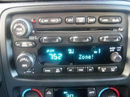 Radio Knobs chipping - Chevy TrailBlazer, TrailBlazer SS and GMC ...