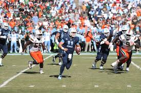 Analysis Breaking Down Unc Footballs Potential Starters At