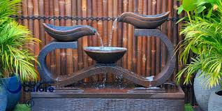 outdoor backyard water features fountains melbourne sydney brisbane