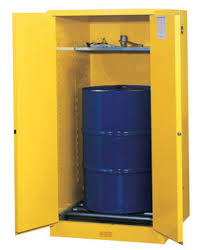 Yellow Flammable Cabinet Airgas Jtr896260 Justriter 55 Gallon Yellow Sure Gripr Ex 18