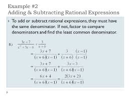 adding subtracting rational expressions like adding subtracting multiplying dividing rational expressions