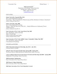 Nice Undergraduate Sample Resume For Sample Resume College Best