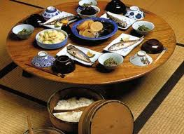 Chabudai Traditional Japanese Dining Tables...yes!!!! Really love this
