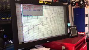 B20 Vtec Dyno Stock Untouched Bottom End Youtube