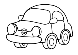 tranh ô tô cho bé tập tô màu - Cúng Đầy Tháng - Trang Tin Tức Online Tổng  Hợp