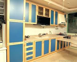 two tone cabinet pulls two toned cabinet pulls blue kitchen cabinets two color kitchen cabinets blue