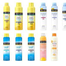 Sunscreen recall: What the finding of a ...