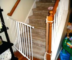 Bottom Of Stairs Baby Gate Toddler Gates Baby Gate For Bottom Of ...