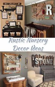 Baby Boy Nursery Themes - Rustic Baby Nurseries and Nursery Decor Ideas  #nurseryideas #babyroomideas