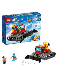 <b>Конструктор LEGO City</b> 60222 Снегоуборочная машина <b>LEGO</b> ...