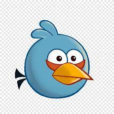 Blue Angry Bird illustration, Angry Birds Stella Angry Birds Friends Blue  jay, Angry Birds, bird, angry Birds Movie png
