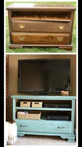 diy furniture refinishing projects. Shabby Chic TV Stand- Along With Many Other Great Ideas For Furniture Restoration Projects! Diy Refinishing Projects