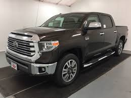 new toyota 2018. beautiful new 2018 toyota tundra 4wd 1794 edition crewmax 55u0027 bed 57l ffv  16817034 and new toyota
