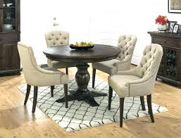 inch round dining table seats how many inch round kitchen table circular inch round dining 60