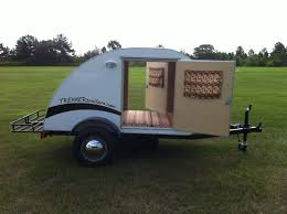 Bike Campers The Simple Sleeper Is An Ultra Light Weight Camper That Can Be
