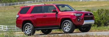 does the 2018 toyota 4runner have third
