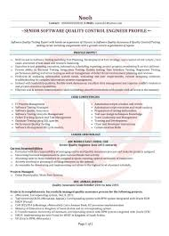 Resume Format For Quality Engineer Resume Engineer Sample Resumes Free Resume For Experienced
