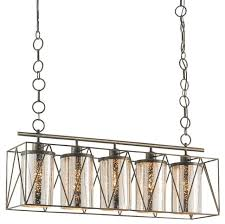 currey and company marmande rectangular chandelier chandeliers