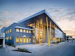 Modern High School Design Edison High School Academic Building Darden Architects