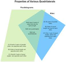 Venn Diagram Quadrilaterals Properties Of Quadrilaterals Whats Going On In Mr Solarz Class