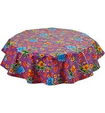at this point you re reading through my own publish about round freckled sage oilcloth tablecloth