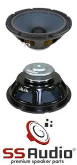 speakers parts. speaker parts and components: 10 bose 501 series ii woofer replacement by ss audio speakers