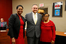 District 131 - Board welcomes two new members