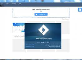 Image result for Movavi PDF Editor