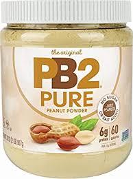 PB2 Pure Peanut Butter Powder - [2 lb/32 oz Jar] - No ... - Amazon.com