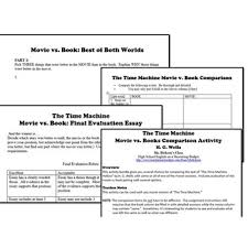 the time machine activity bundle h g wells pdf by msdickson the time machine activity bundle h g wells pdf