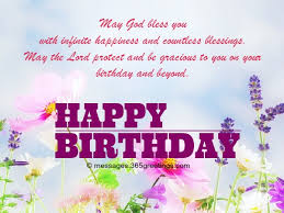 Birthday Bible Quotes Magnificent Christian Birthday Wishes Religious Birthday Wishes 48greetings