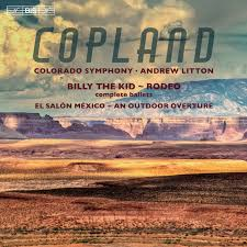 copland orchestral works