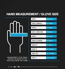 Sells Goalkeeper Gloves Size Chart Goalkeeper Gloves Size Chart