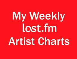 Last Fm Artist Charts Week 13 Steemit